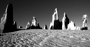 Pinnacles W.A.